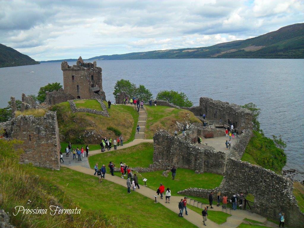 Fiori Gialli Scozia.12 Giorni In Scozia Inverness E Loch Ness Alla Ricerca Di